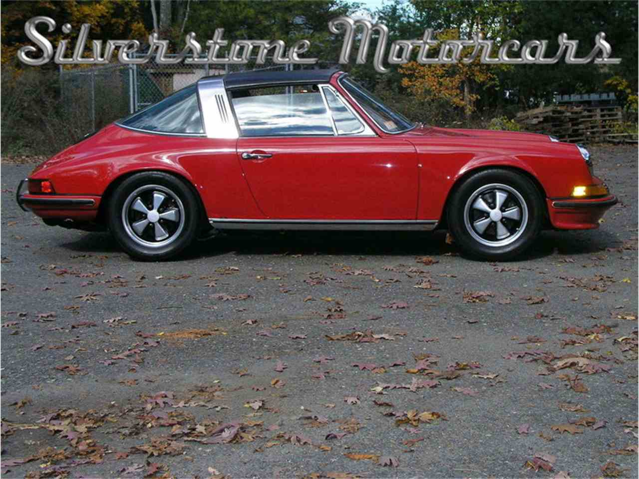 Large Picture of Classic '73 911E - LWFS
