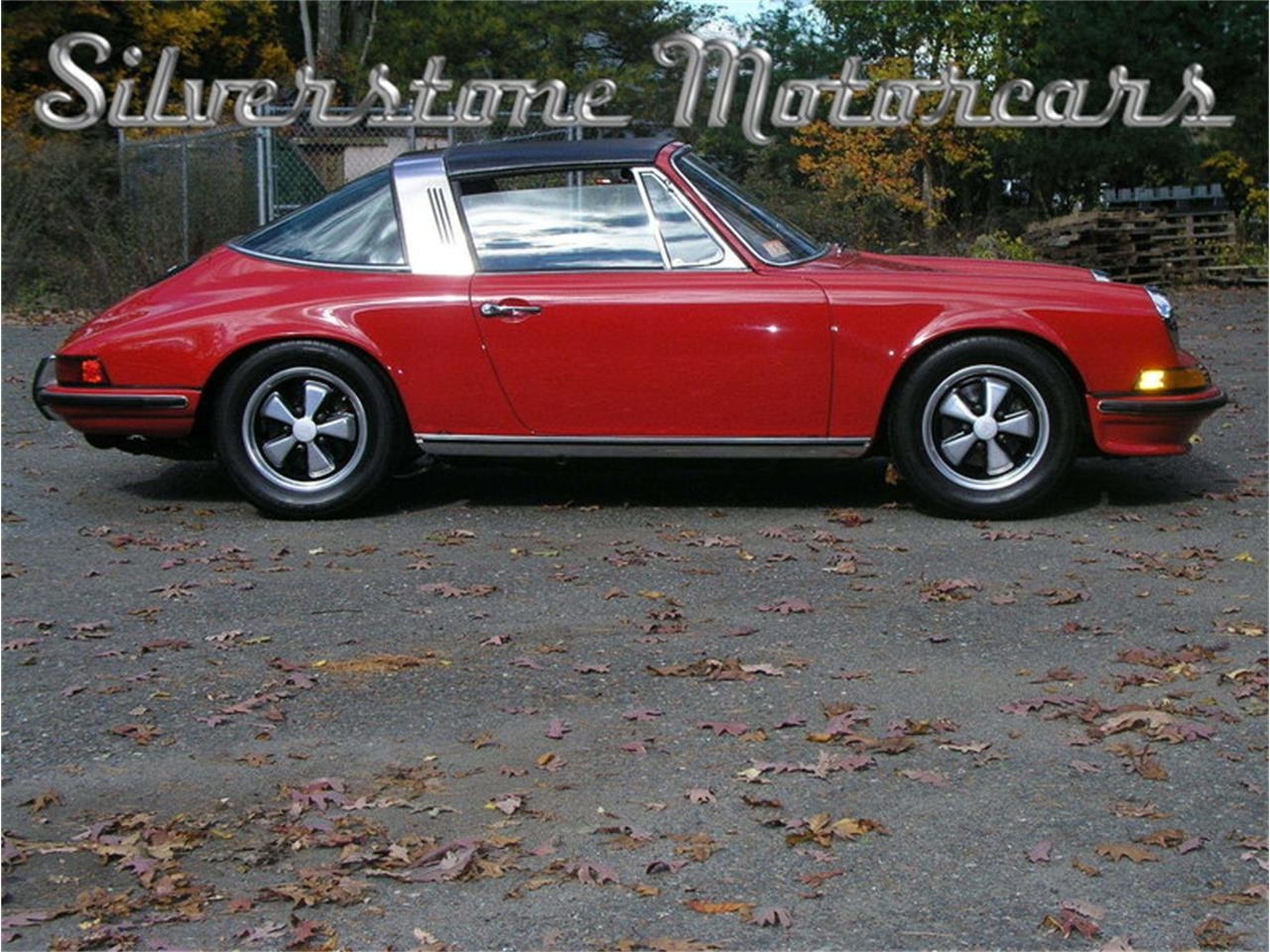 Large Picture of Classic 1973 Porsche 911E - $95,500.00 Offered by Silverstone Motorcars - LWFS