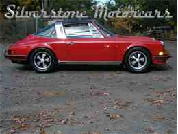 Picture of Classic 1973 911E located in North Andover Massachusetts - $95,500.00 Offered by Silverstone Motorcars - LWFS