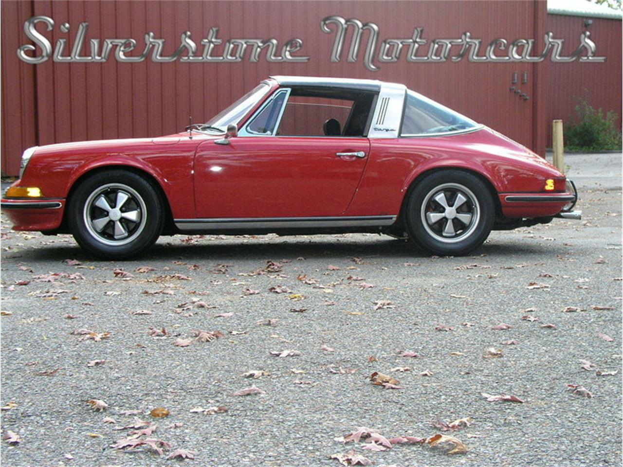 Large Picture of Classic '73 911E located in North Andover Massachusetts - $95,500.00 Offered by Silverstone Motorcars - LWFS