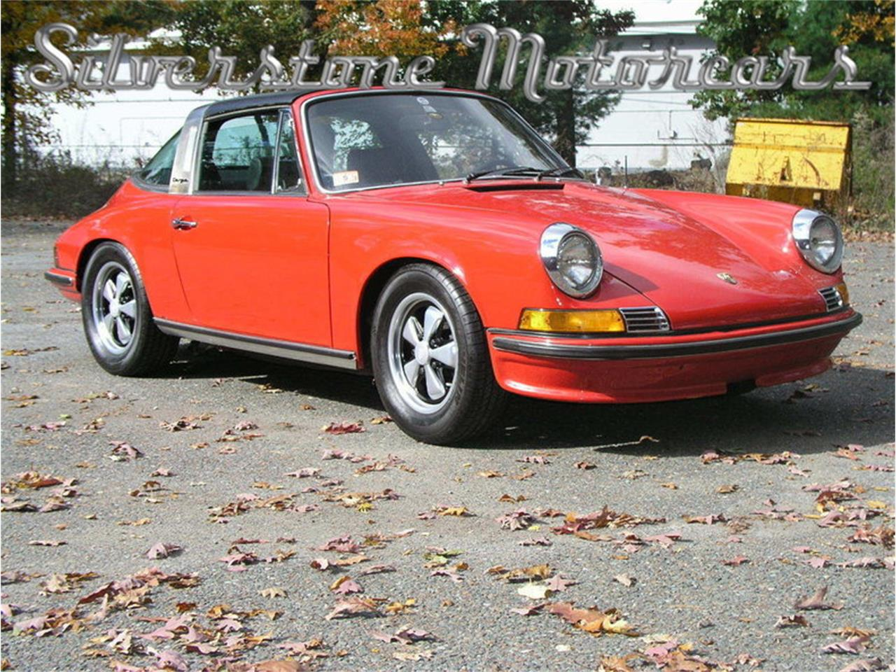 Large Picture of '73 Porsche 911E located in Massachusetts - $95,500.00 Offered by Silverstone Motorcars - LWFS