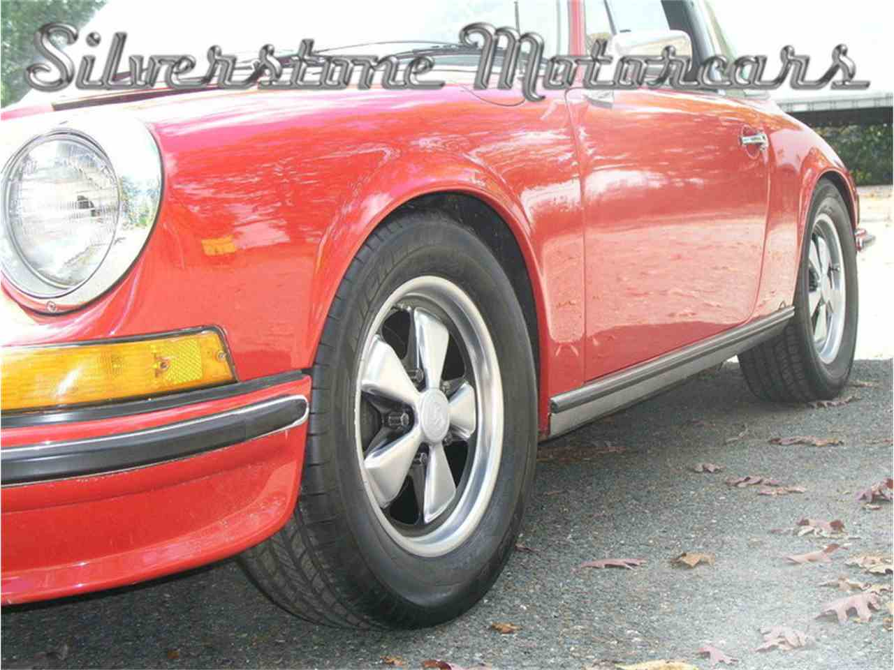 Large Picture of Classic 1973 911E located in Massachusetts - $95,500.00 - LWFS