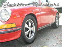 Picture of 1973 Porsche 911E located in Massachusetts - $95,500.00 Offered by Silverstone Motorcars - LWFS