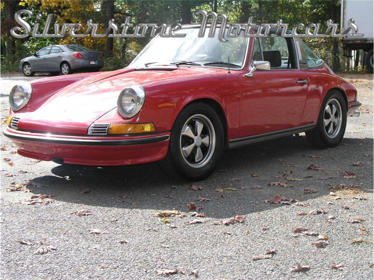 Large Picture of '73 Porsche 911E located in North Andover Massachusetts Offered by Silverstone Motorcars - LWFS