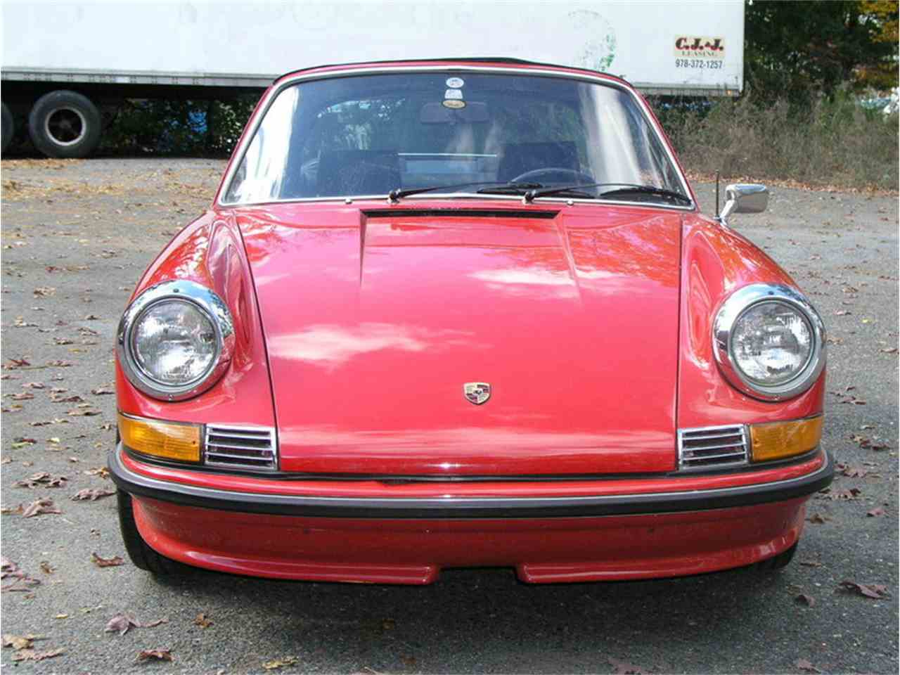 Large Picture of '73 Porsche 911E located in North Andover Massachusetts - $95,500.00 Offered by Silverstone Motorcars - LWFS