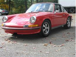 Picture of 1973 Porsche 911E located in North Andover Massachusetts - LWFS