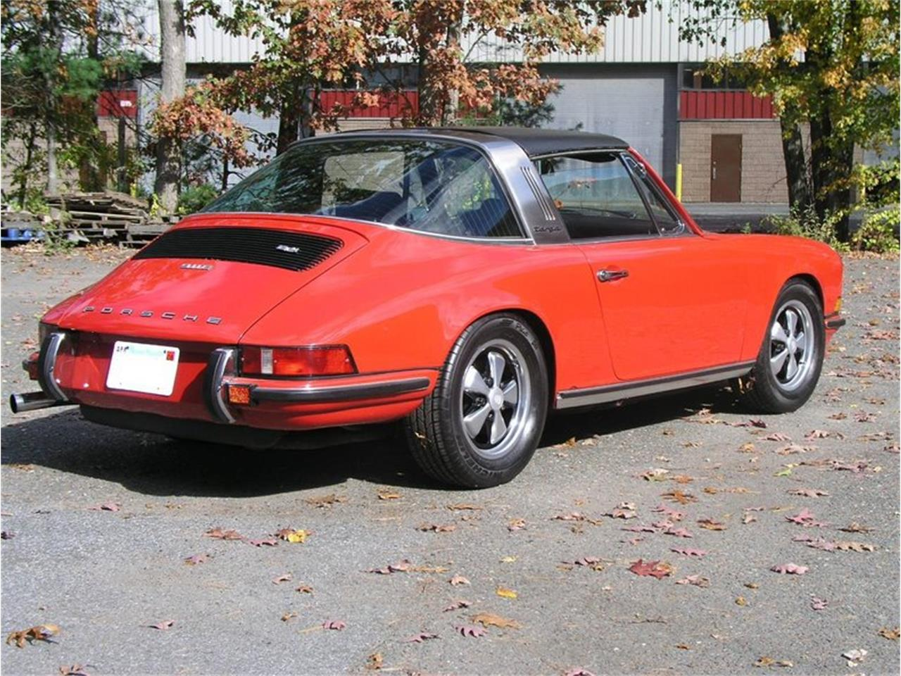 Large Picture of Classic 1973 Porsche 911E located in North Andover Massachusetts Offered by Silverstone Motorcars - LWFS