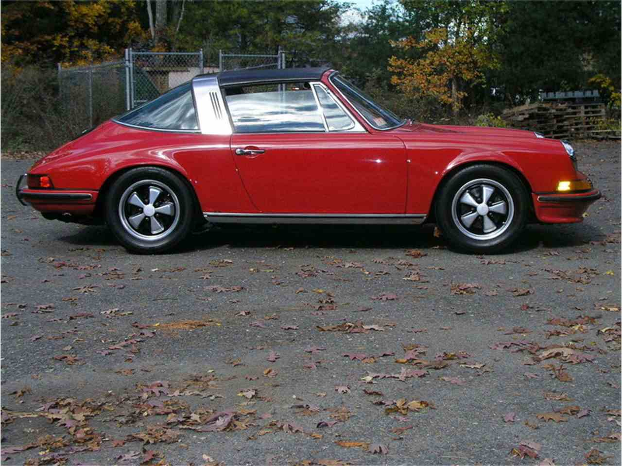Large Picture of '73 911E located in North Andover Massachusetts - $95,500.00 Offered by Silverstone Motorcars - LWFS
