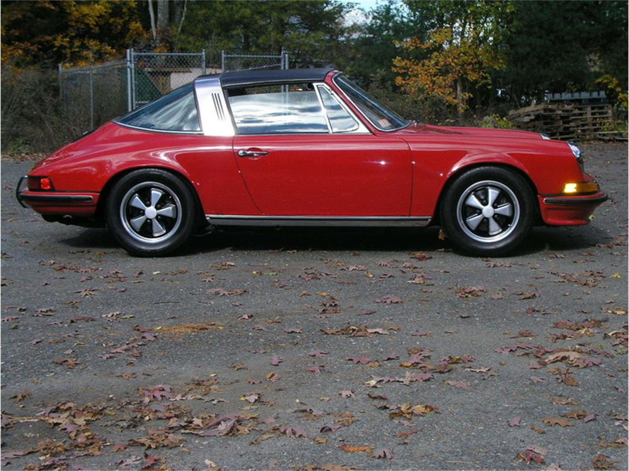 Large Picture of '73 Porsche 911E - LWFS