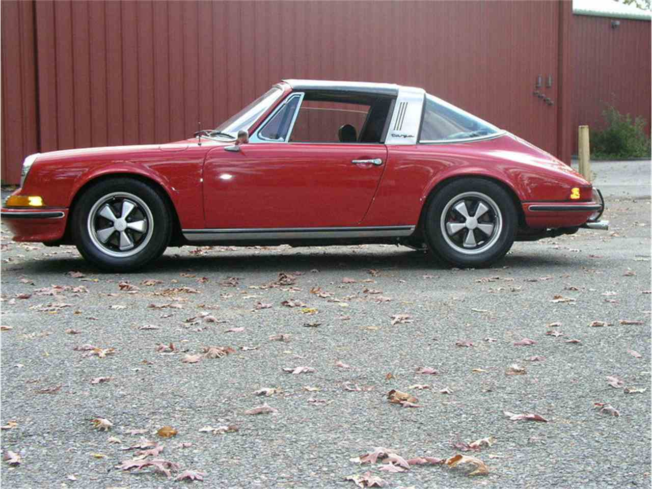 Large Picture of 1973 Porsche 911E - $95,500.00 Offered by Silverstone Motorcars - LWFS