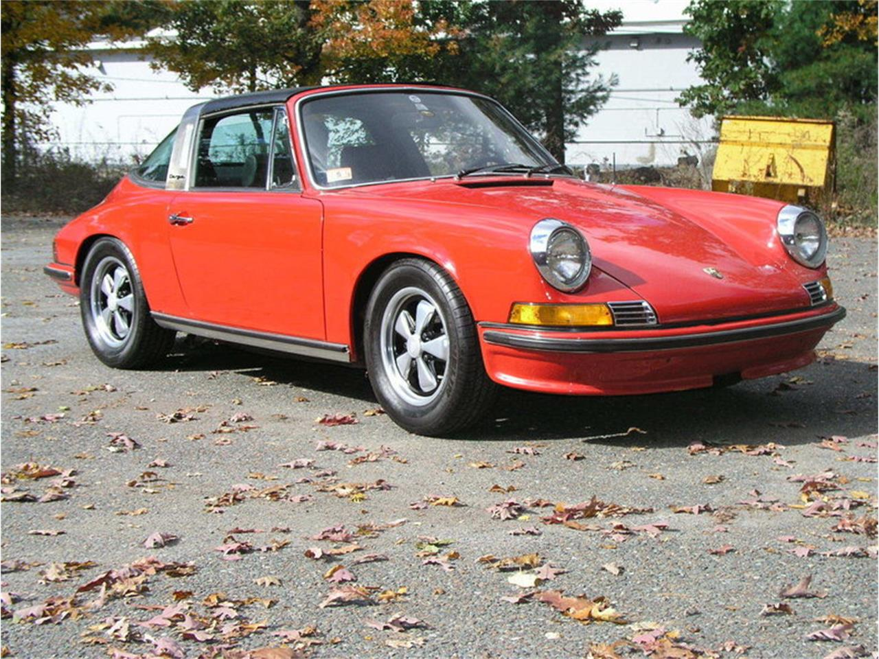 Large Picture of '73 911E located in Massachusetts - $95,500.00 Offered by Silverstone Motorcars - LWFS
