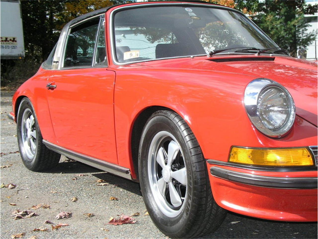 Large Picture of 1973 Porsche 911E located in Massachusetts - LWFS