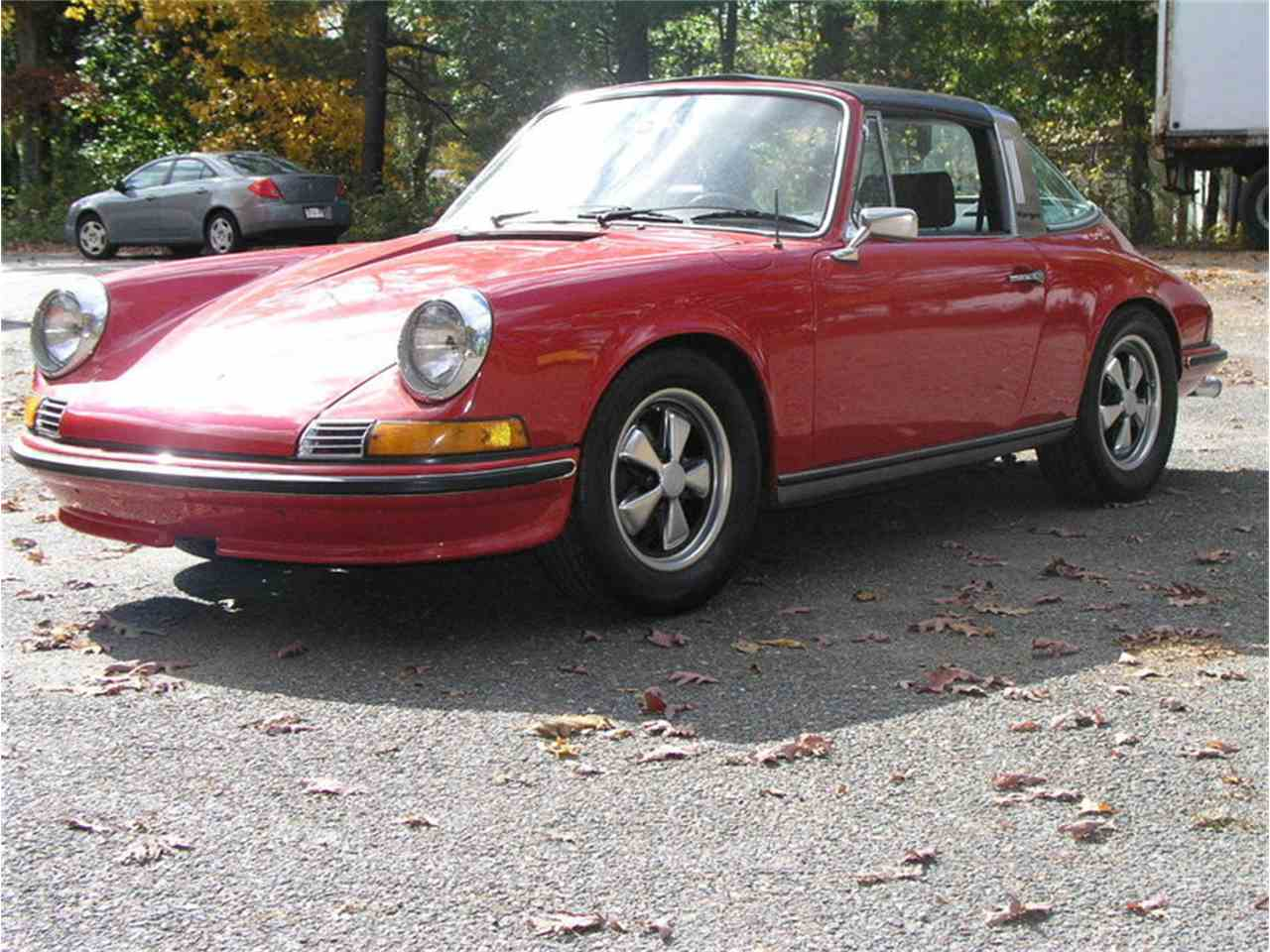 Large Picture of Classic 1973 Porsche 911E located in Massachusetts - $95,500.00 - LWFS
