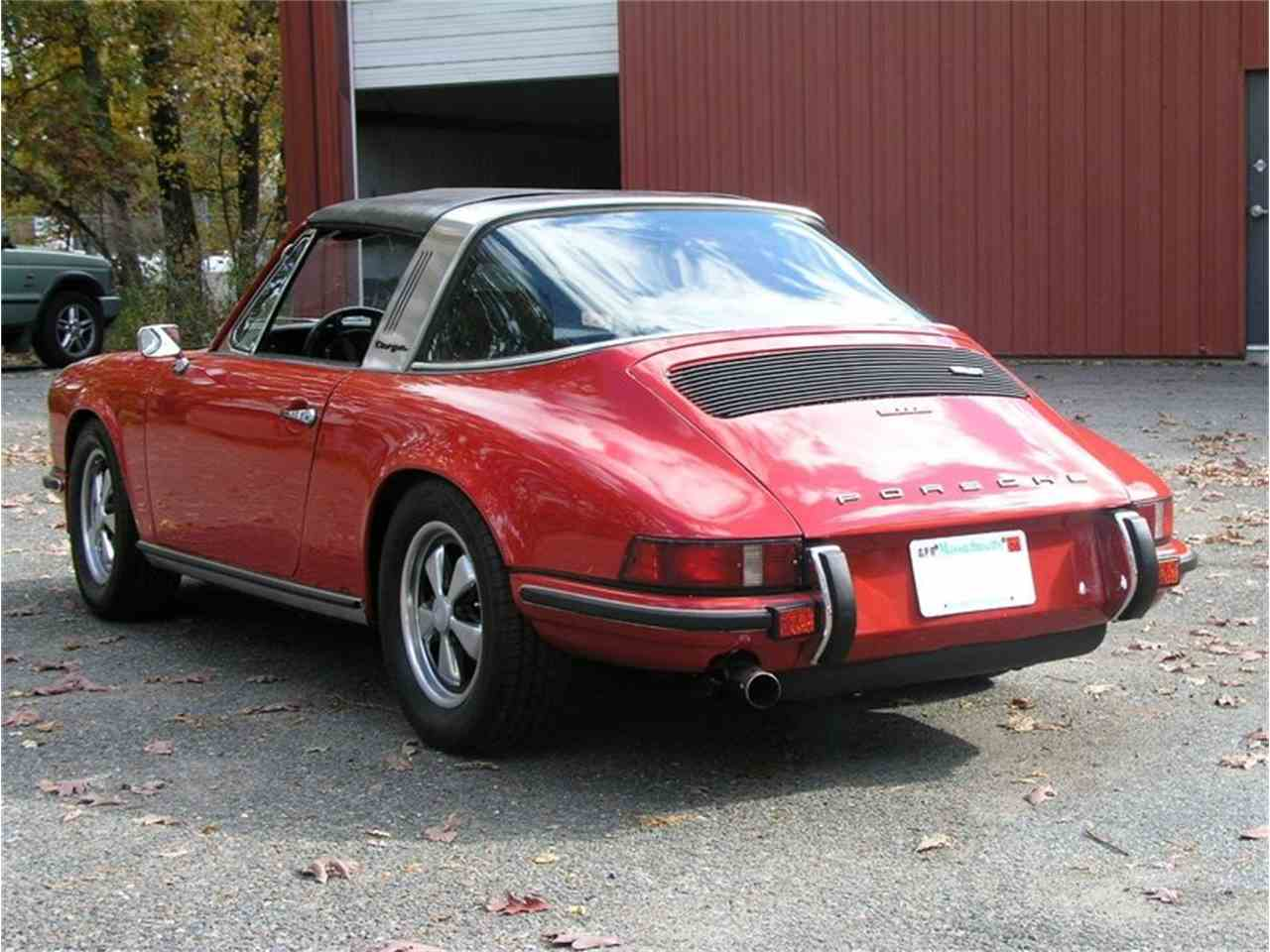 Large Picture of Classic 1973 911E located in North Andover Massachusetts - LWFS