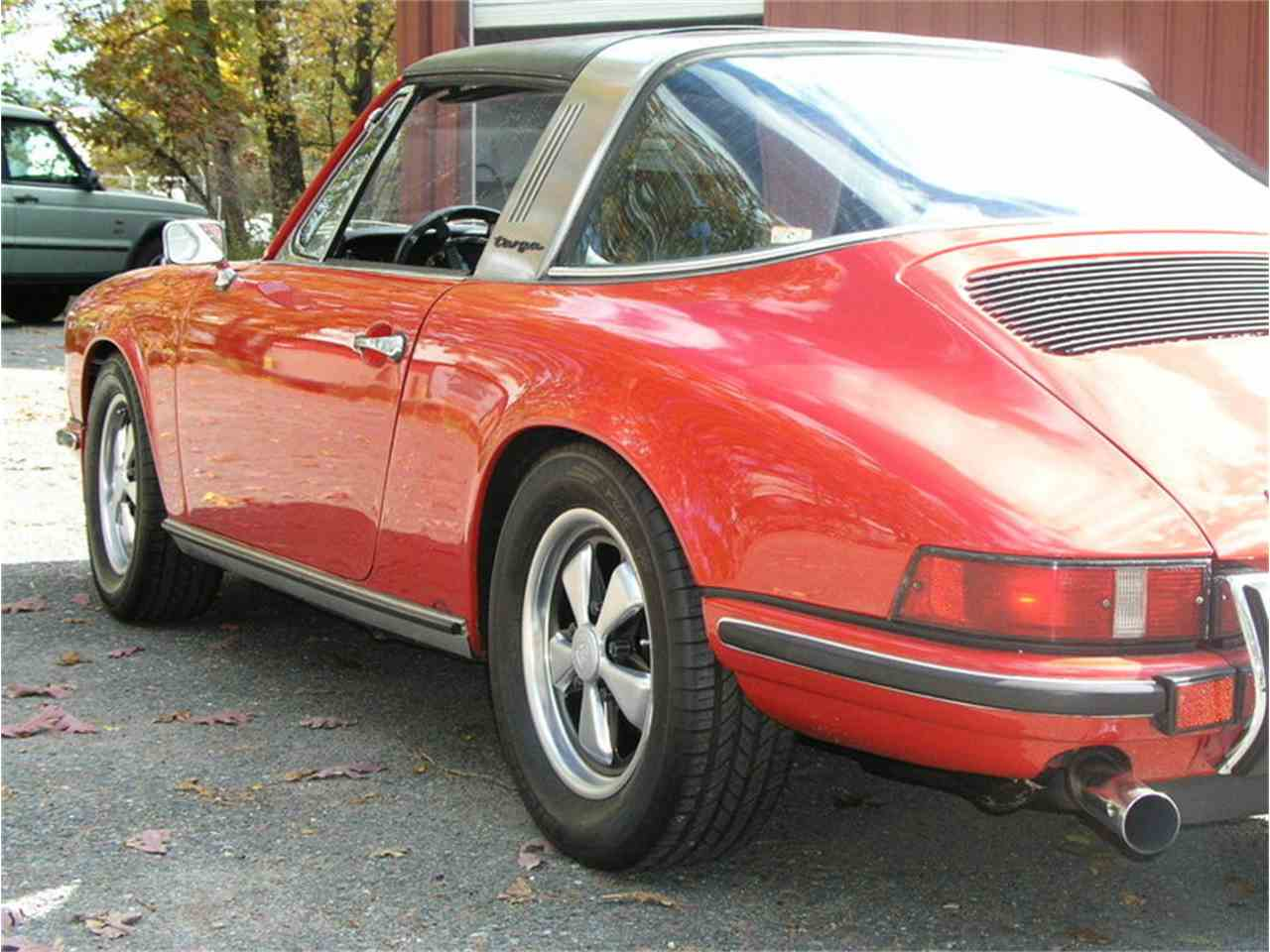 Large Picture of Classic '73 Porsche 911E located in North Andover Massachusetts - $95,500.00 Offered by Silverstone Motorcars - LWFS