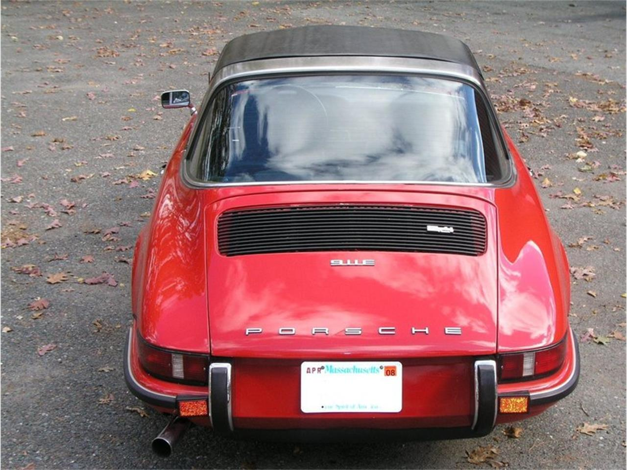 Large Picture of 1973 911E - $95,500.00 - LWFS