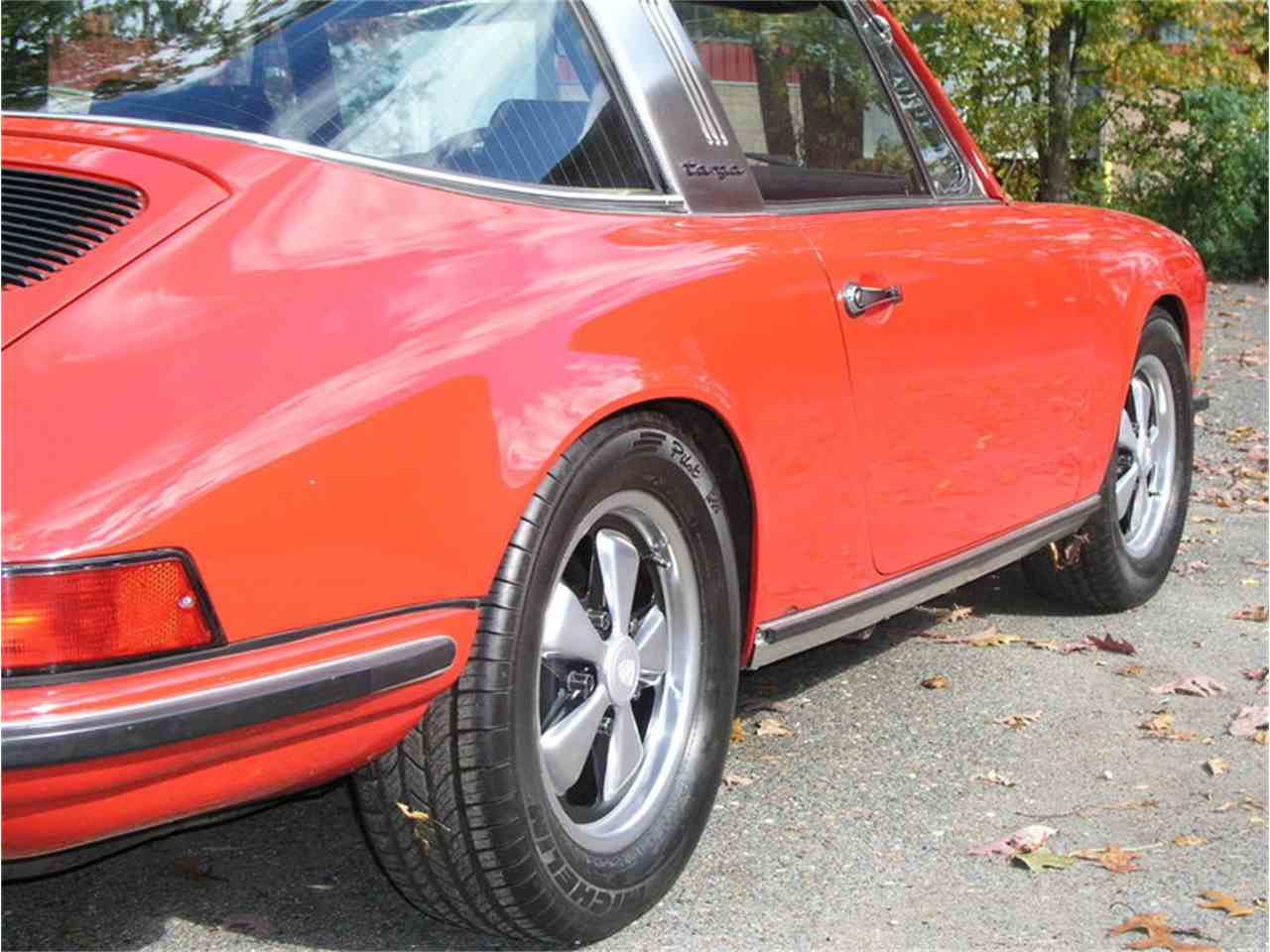 Large Picture of '73 Porsche 911E located in Massachusetts - $95,500.00 - LWFS