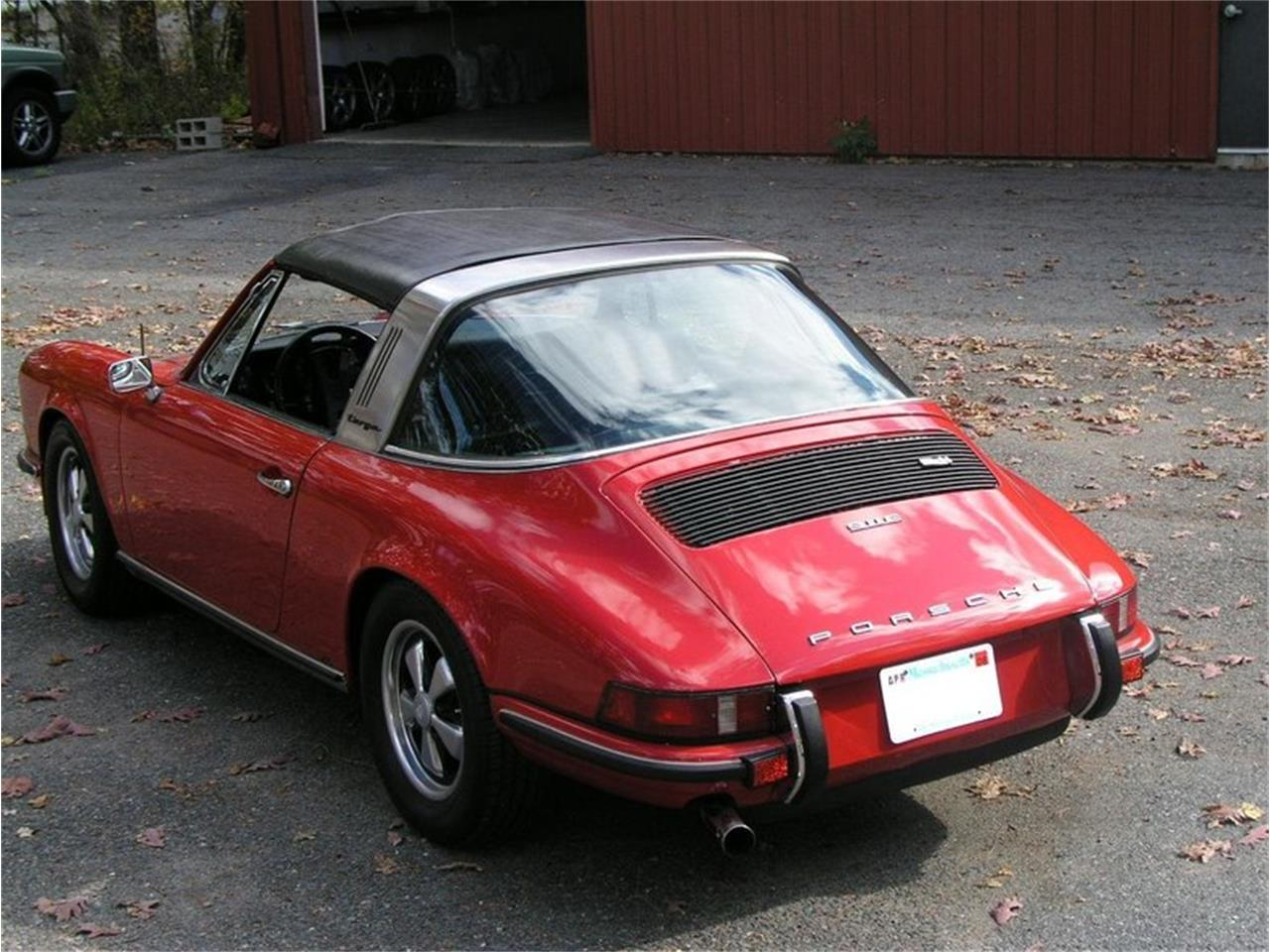 Large Picture of Classic 1973 Porsche 911E located in North Andover Massachusetts - LWFS