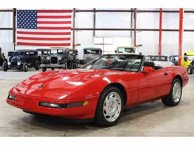 Picture of '91 Chevrolet Corvette - $11,900.00 - LWFU