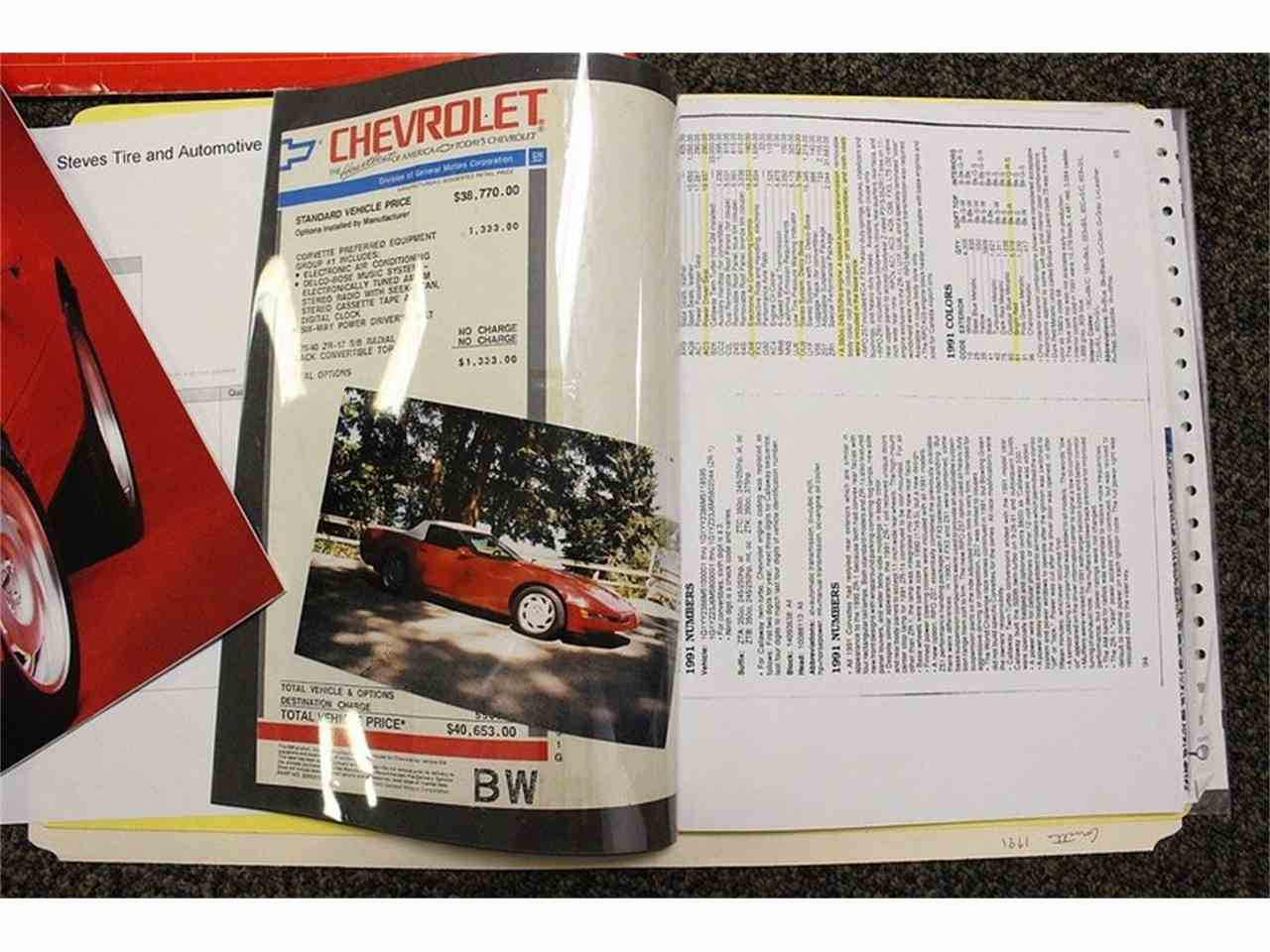 Large Picture of '91 Corvette - LWFU