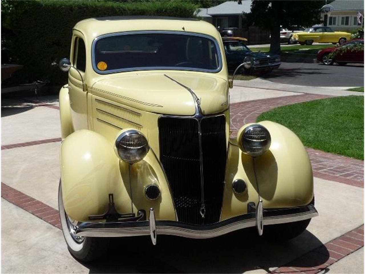 Large Picture of Classic '36 Sedan located in Texas Offered by Classical Gas Enterprises - LWFW