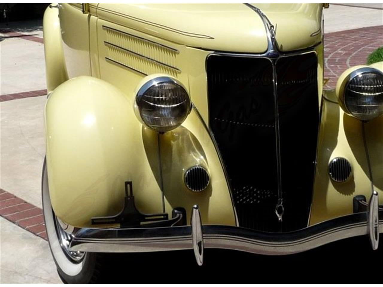 Large Picture of Classic '36 Sedan located in Arlington Texas - $28,500.00 - LWFW
