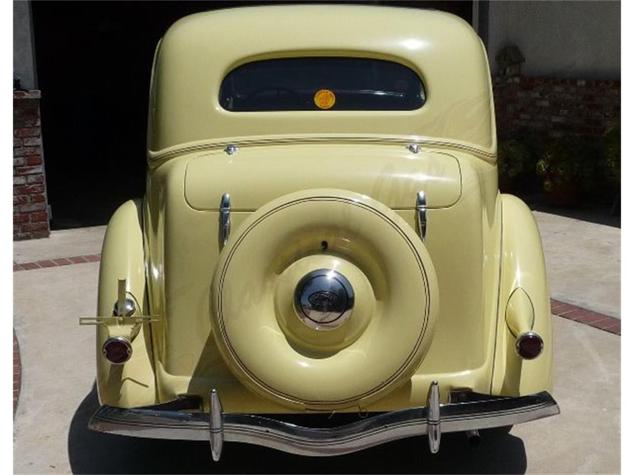 Large Picture of '36 Ford Sedan located in Texas Offered by Classical Gas Enterprises - LWFW