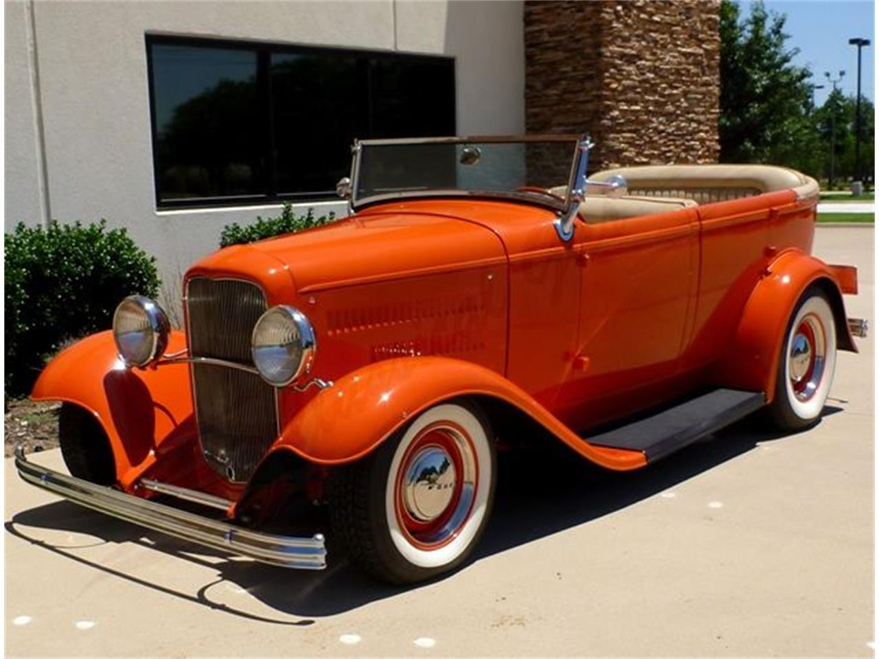 Large Picture of '32 Phaeton - LWFY