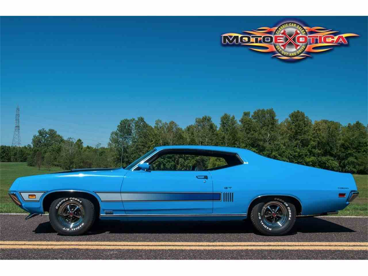 Large Picture of '70 Torino GT - LWFZ