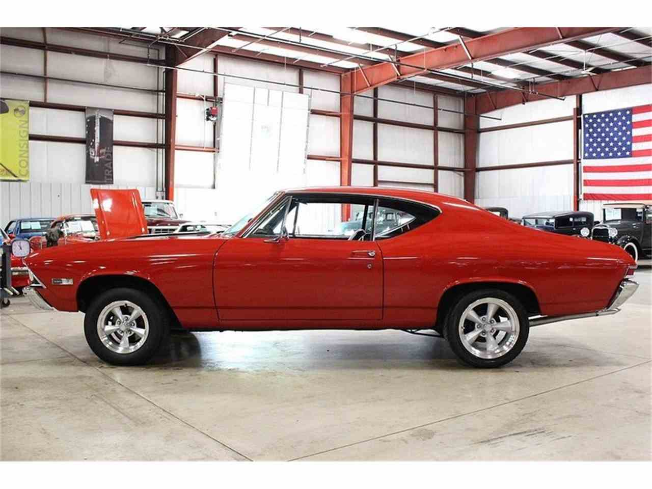Large Picture of Classic 1968 Chevelle - $36,900.00 Offered by GR Auto Gallery - LWG2
