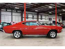 Picture of Classic '68 Chevrolet Chevelle located in Kentwood Michigan Offered by GR Auto Gallery - LWG2