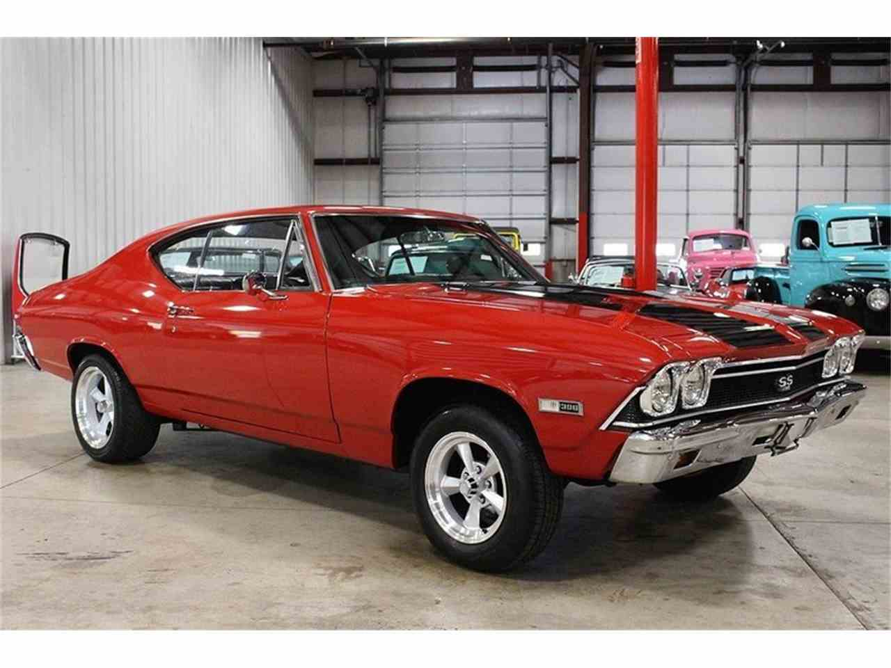 Large Picture of '68 Chevrolet Chevelle located in Michigan - $36,900.00 - LWG2