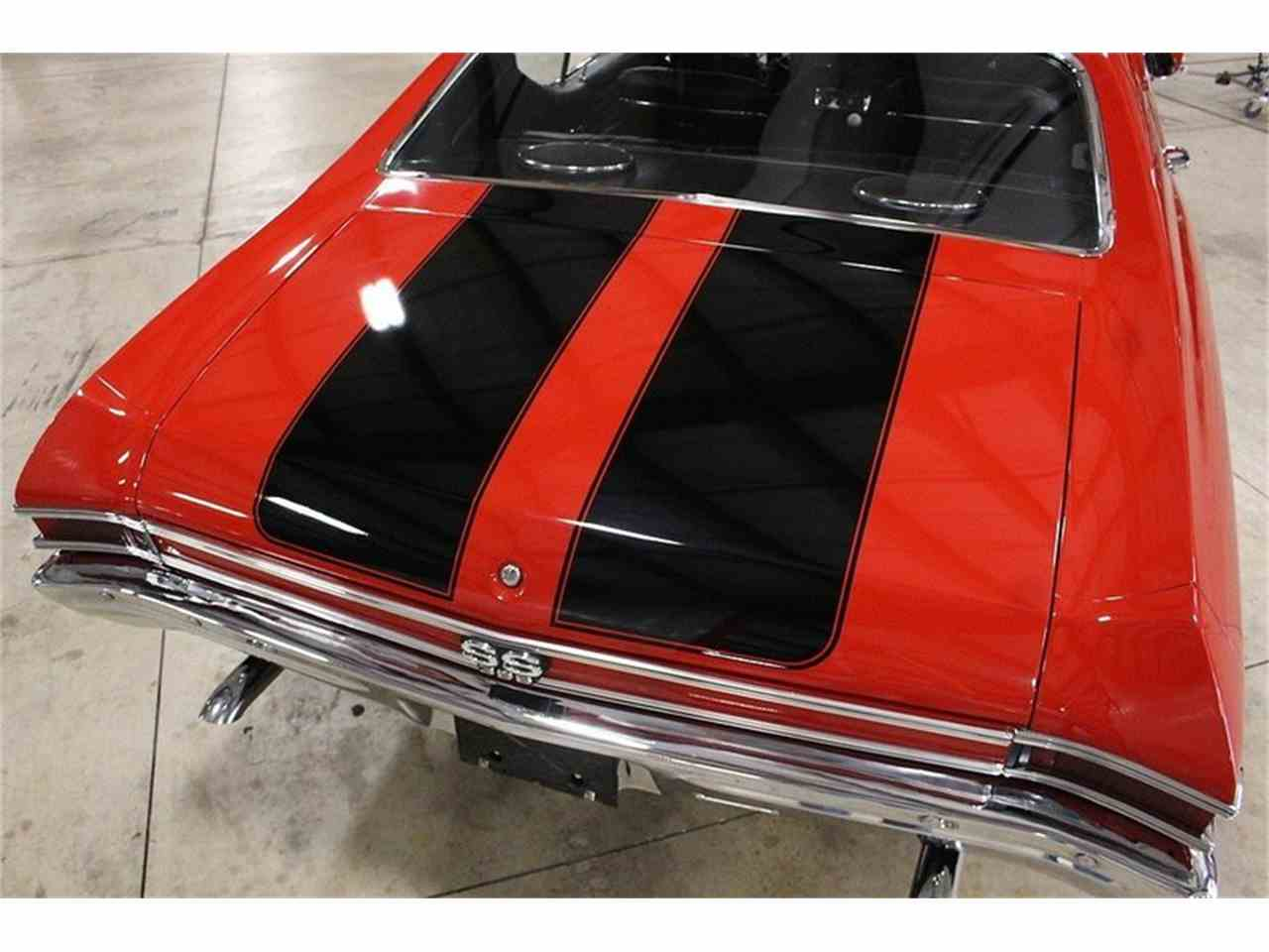 Large Picture of Classic '68 Chevelle Offered by GR Auto Gallery - LWG2