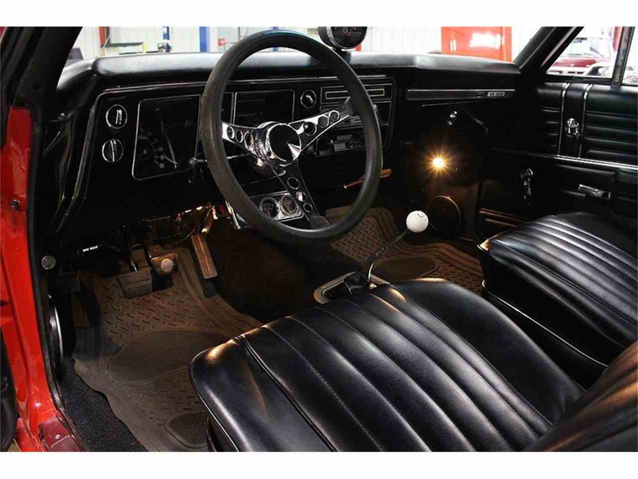 Large Picture of '68 Chevrolet Chevelle located in Michigan Offered by GR Auto Gallery - LWG2