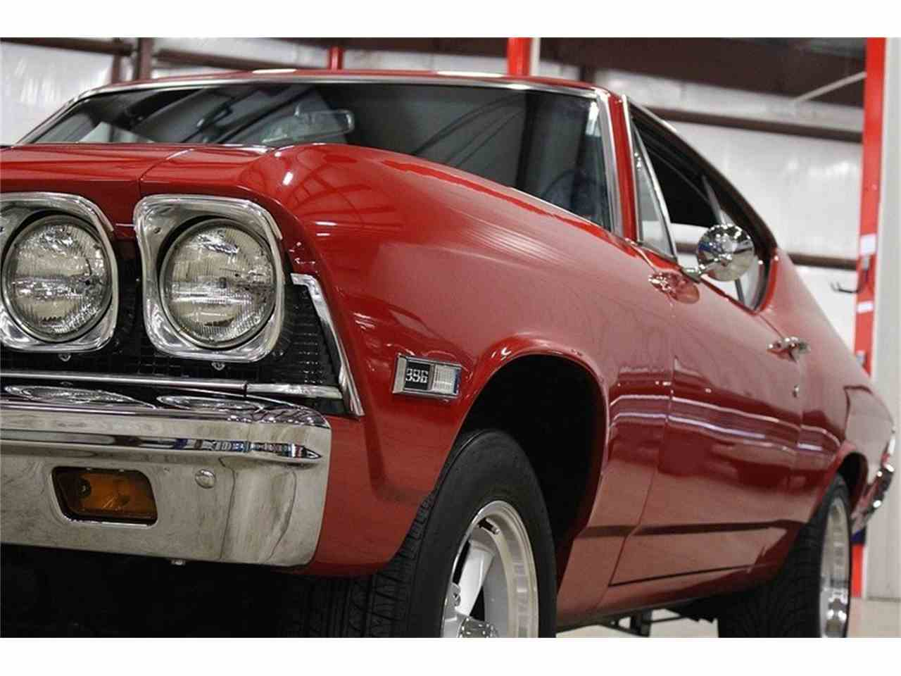 Large Picture of '68 Chevrolet Chevelle located in Kentwood Michigan - $36,900.00 Offered by GR Auto Gallery - LWG2