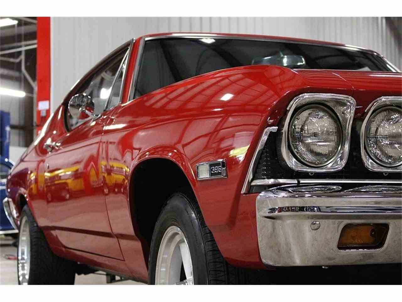 Large Picture of Classic 1968 Chevrolet Chevelle - LWG2