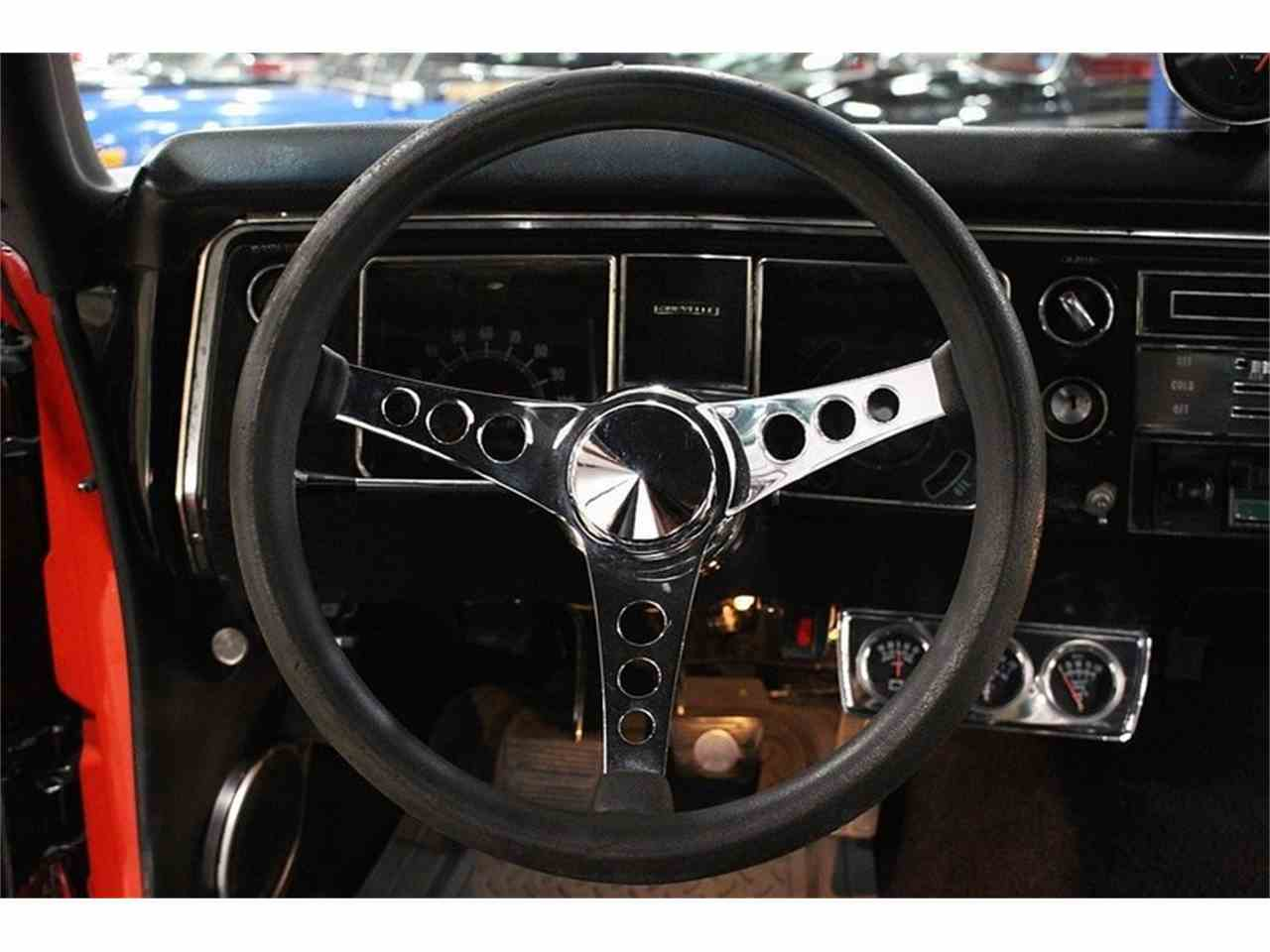 Large Picture of Classic '68 Chevrolet Chevelle located in Michigan Offered by GR Auto Gallery - LWG2