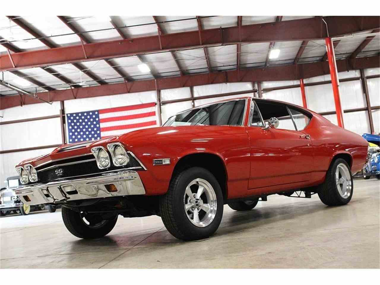 Large Picture of '68 Chevrolet Chevelle - LWG2