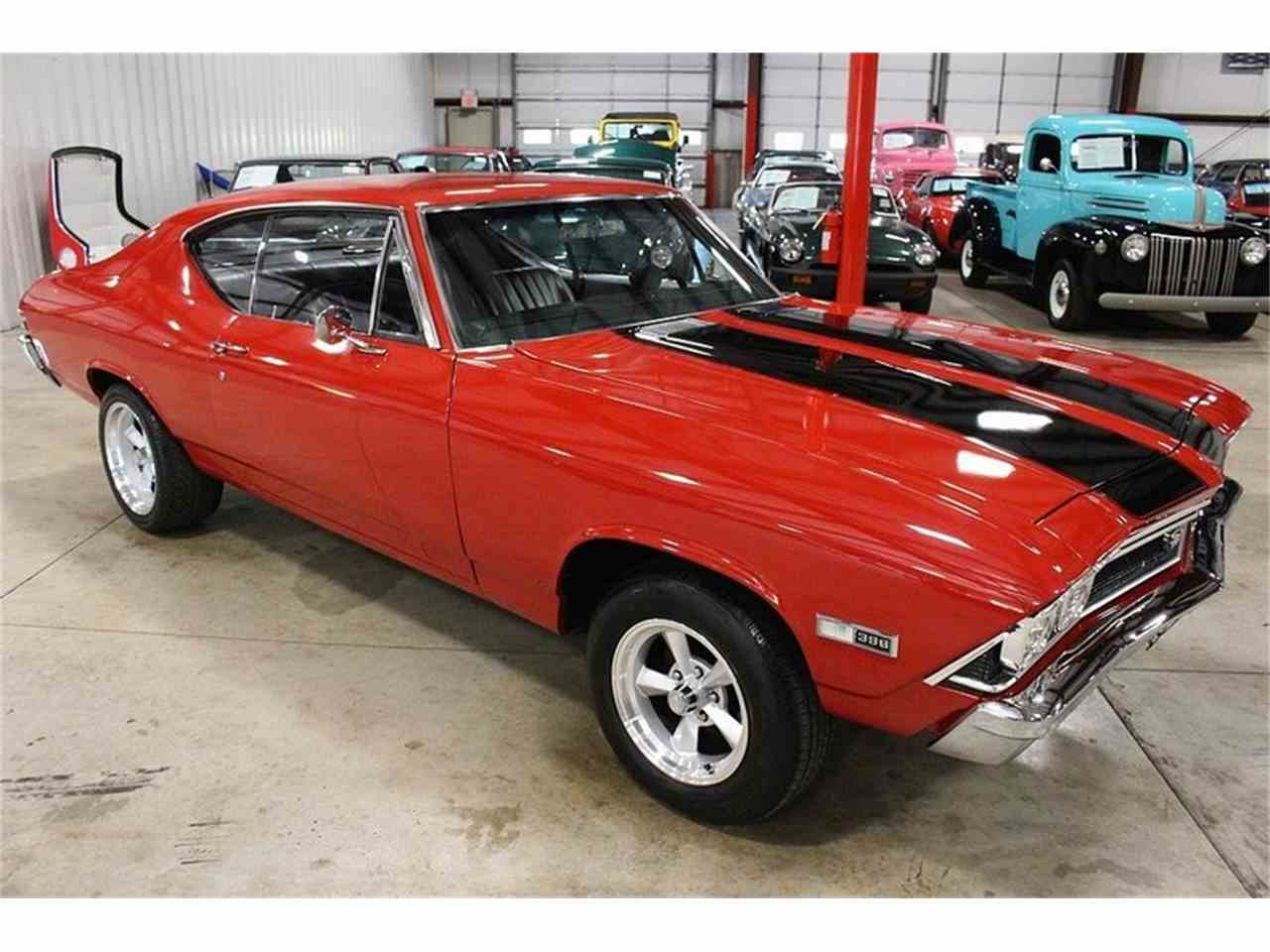 Large Picture of 1968 Chevrolet Chevelle located in Michigan Offered by GR Auto Gallery - LWG2