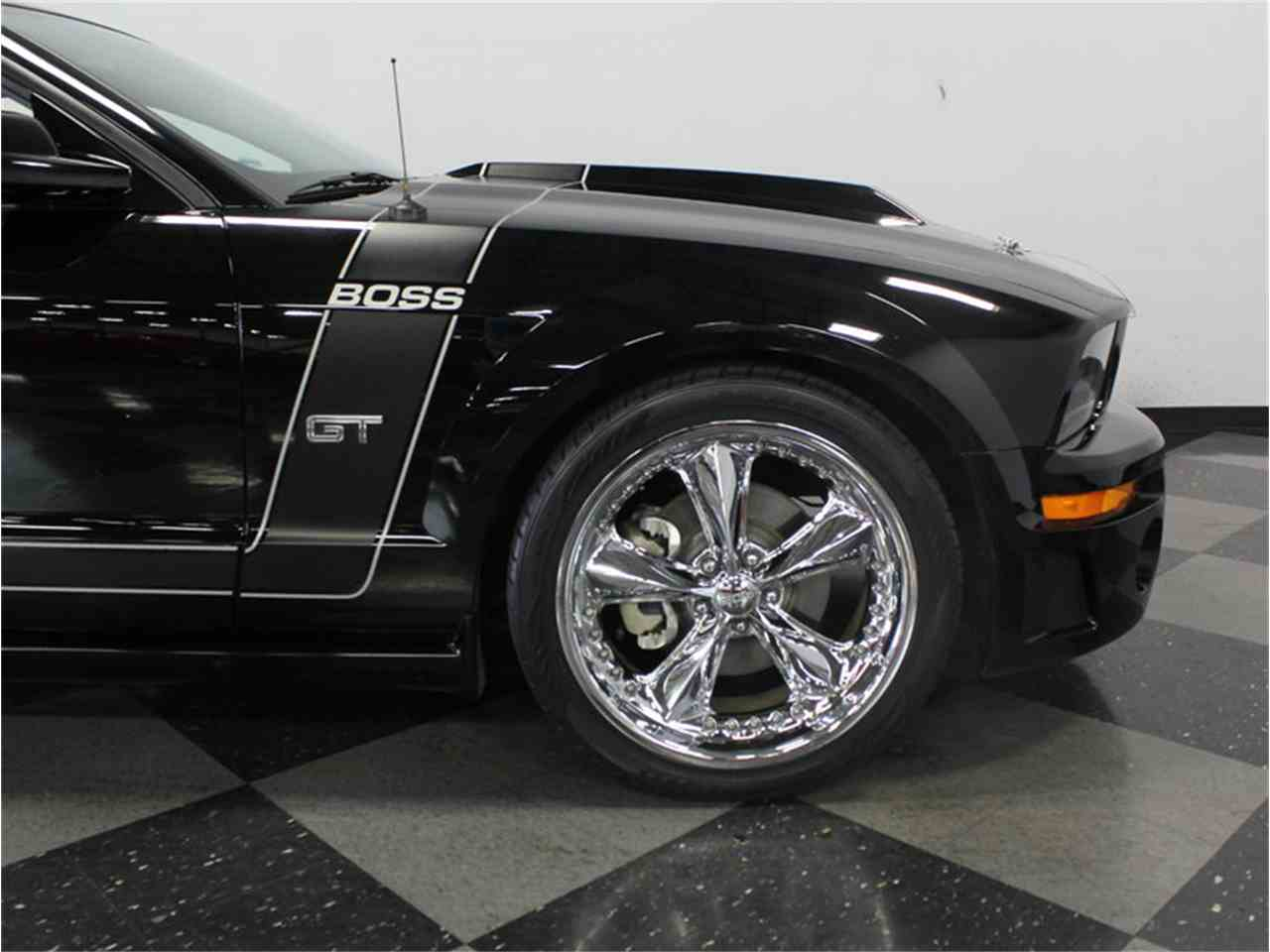 Large Picture of '08 Mustang - LWG5