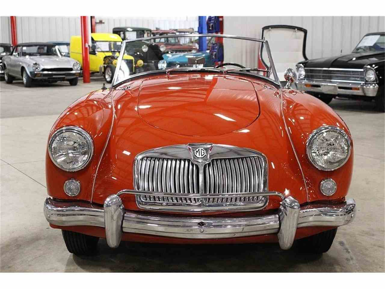 Large Picture of '59 MGA - LWG6