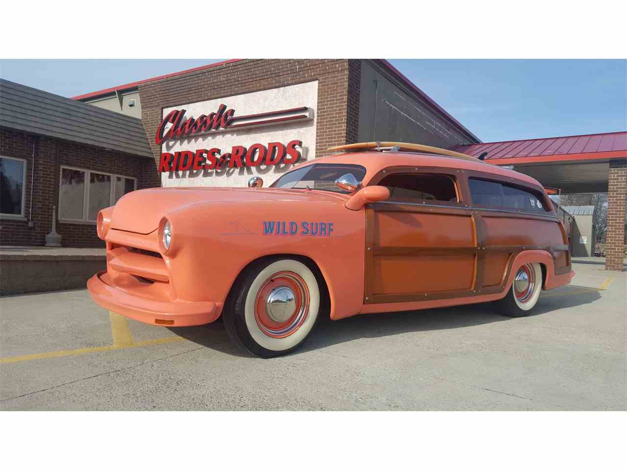 Large Picture of Classic '50 Woody Wagon located in Annandale Minnesota Offered by Classic Rides and Rods - LWG7