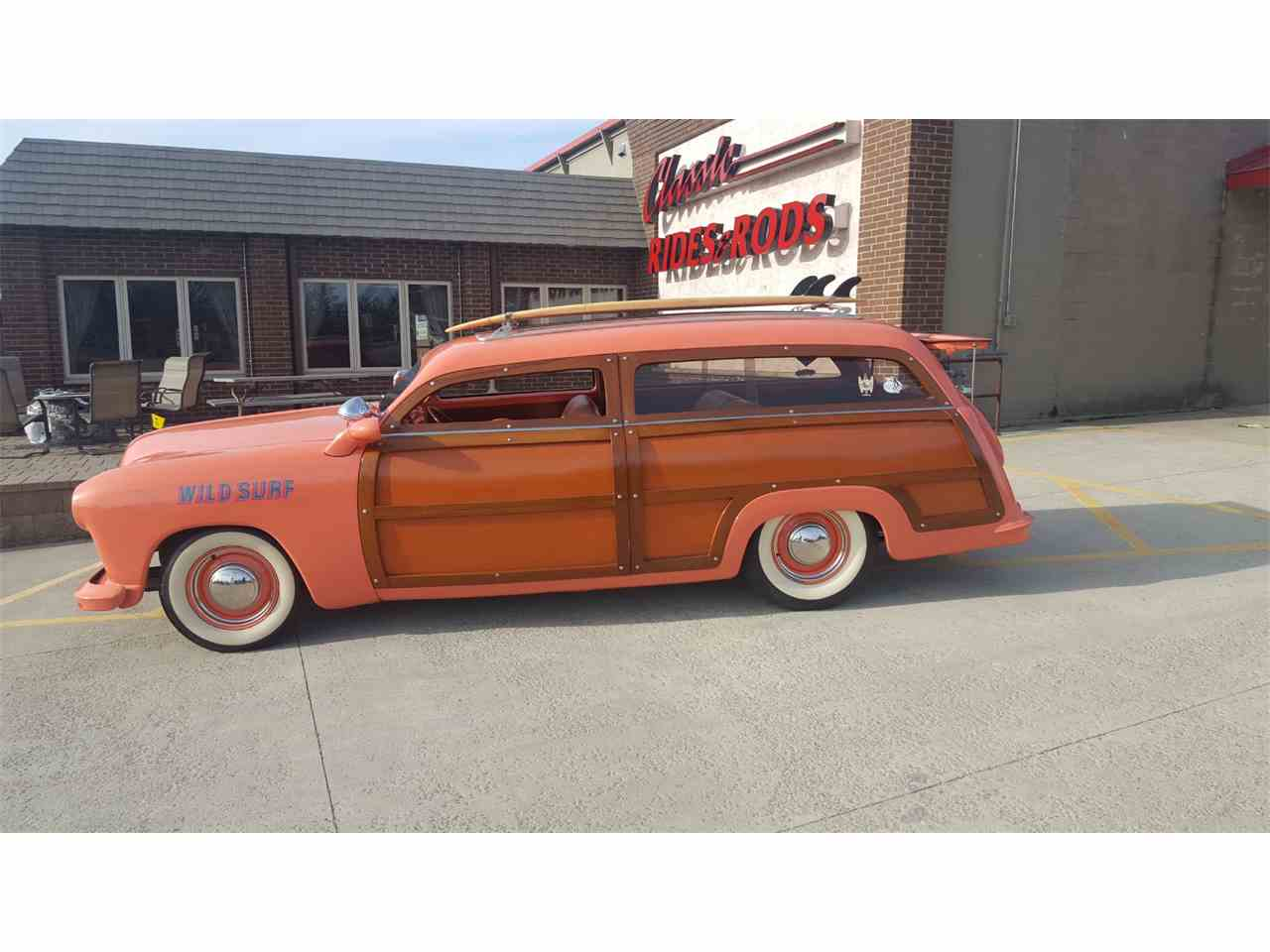 Large Picture of Classic '50 Woody Wagon located in Annandale Minnesota - $26,500.00 Offered by Classic Rides and Rods - LWG7