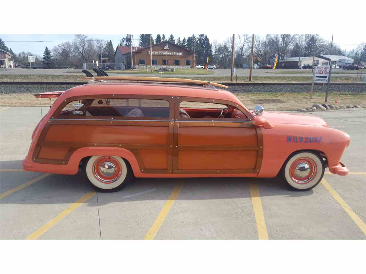 Large Picture of Classic 1950 Woody Wagon located in Annandale Minnesota - $26,500.00 - LWG7