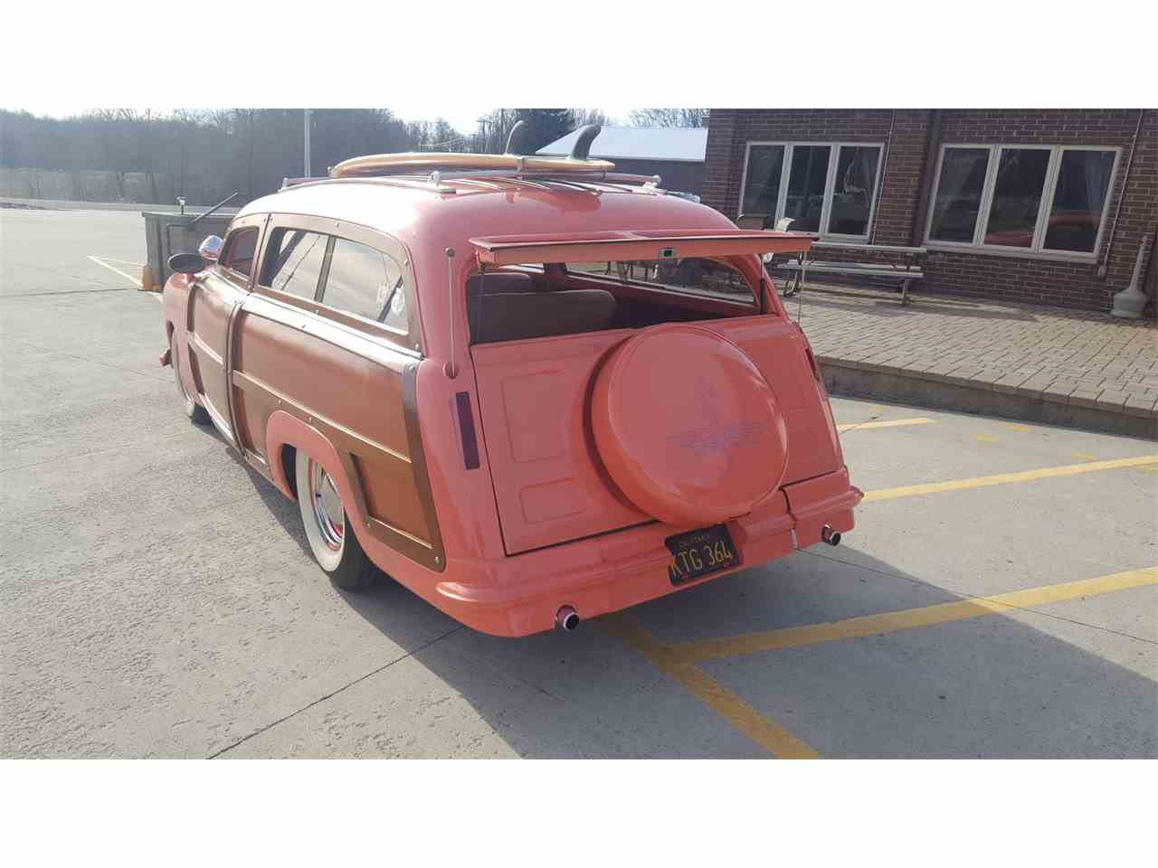 Large Picture of 1950 Ford Woody Wagon located in Minnesota - LWG7
