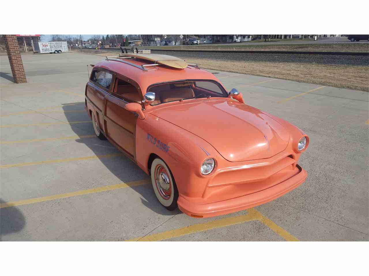 Large Picture of '50 Ford Woody Wagon located in Annandale Minnesota Offered by Classic Rides and Rods - LWG7