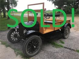 Picture of '26 Ford Model T Auction Vehicle Offered by Classic Rides and Rods - LWGB