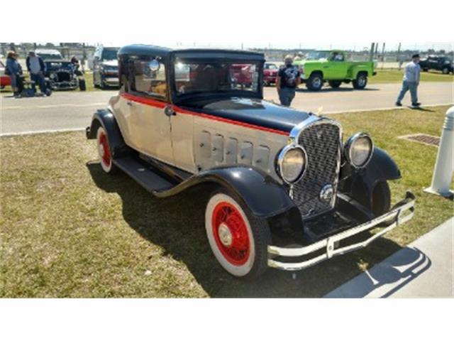 1931 Hudson Great Eight