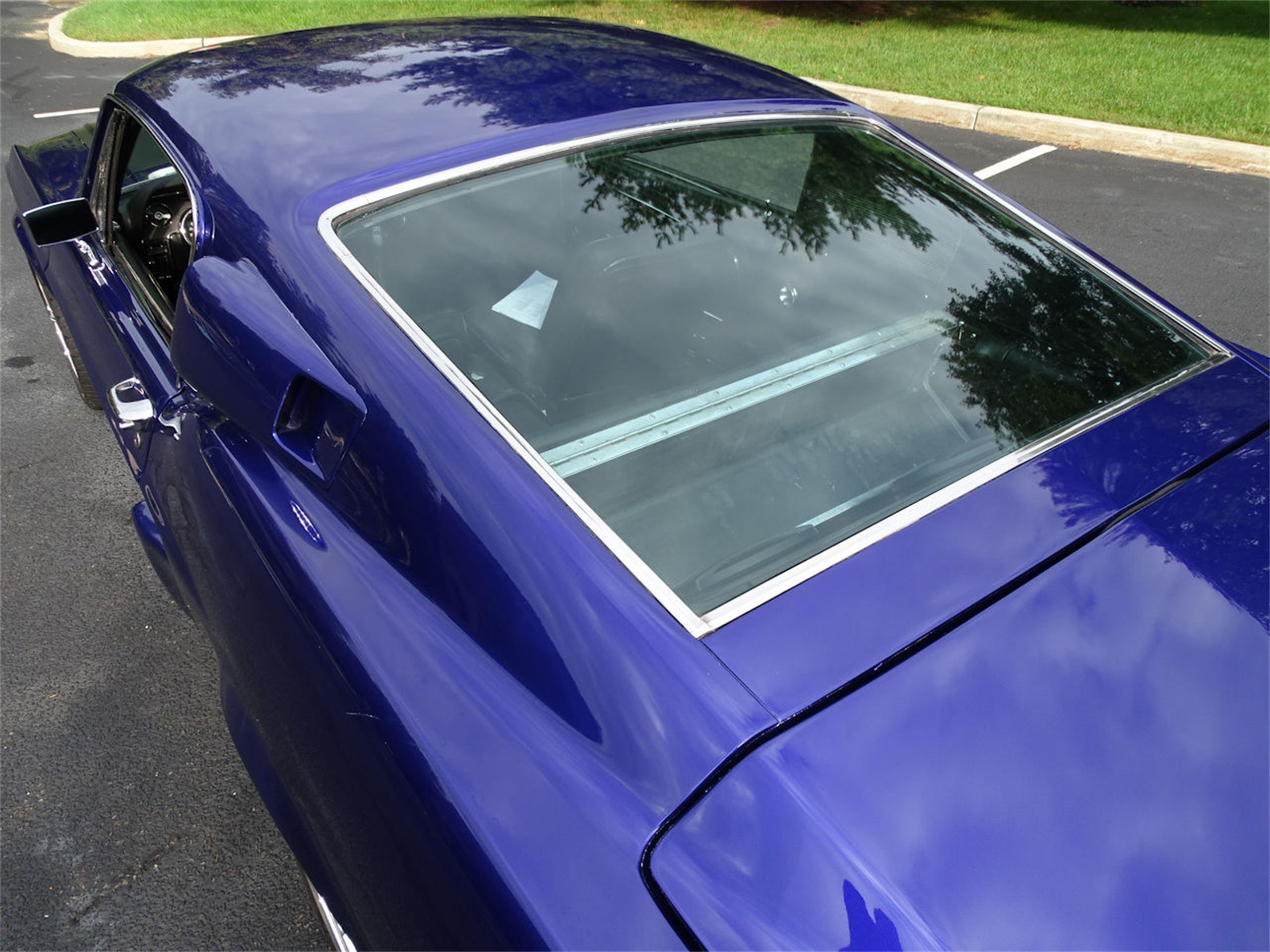 Large Picture of '68 Mustang - LWGS