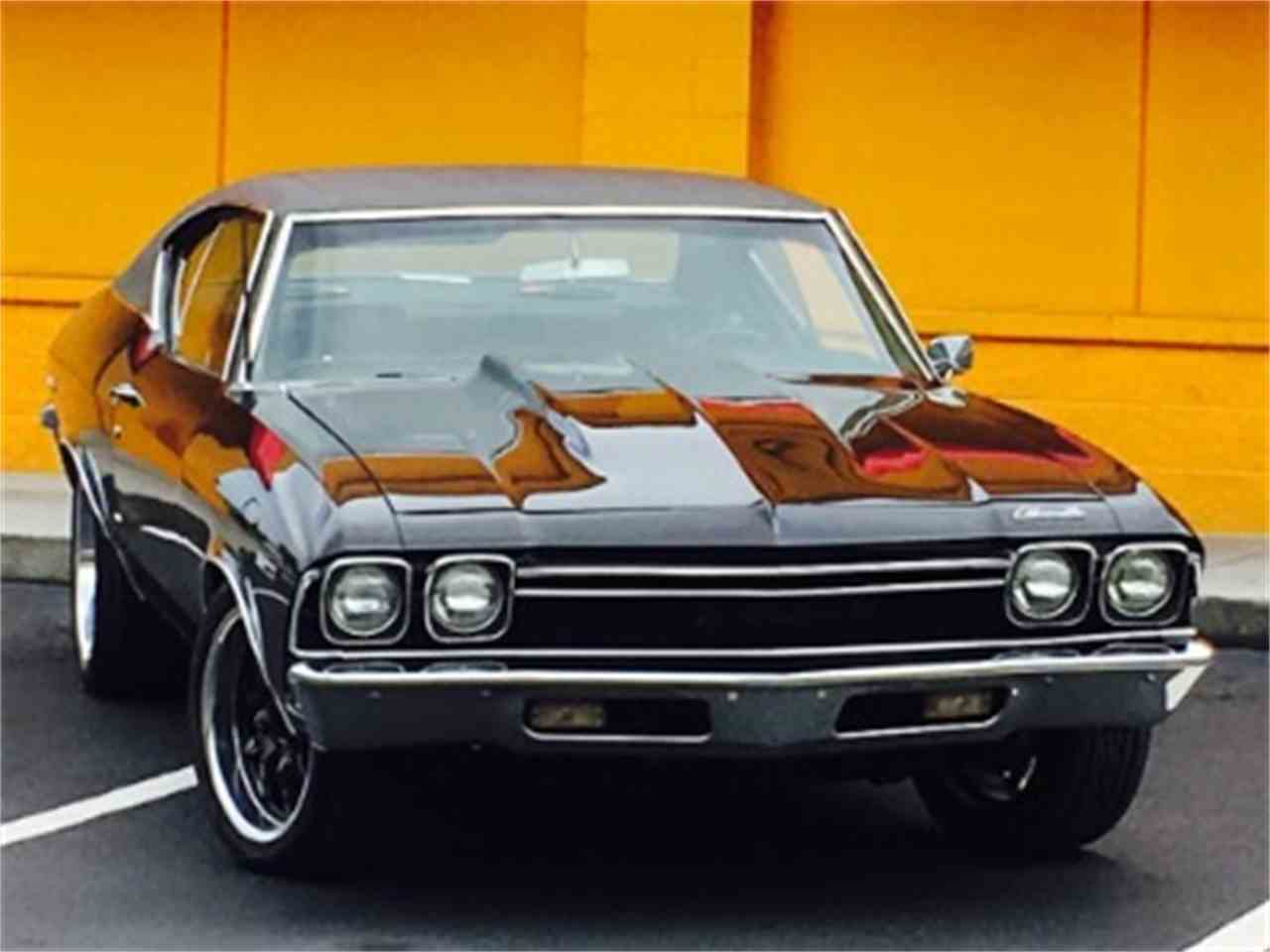 Large Picture of '69 Chevelle - LWGW